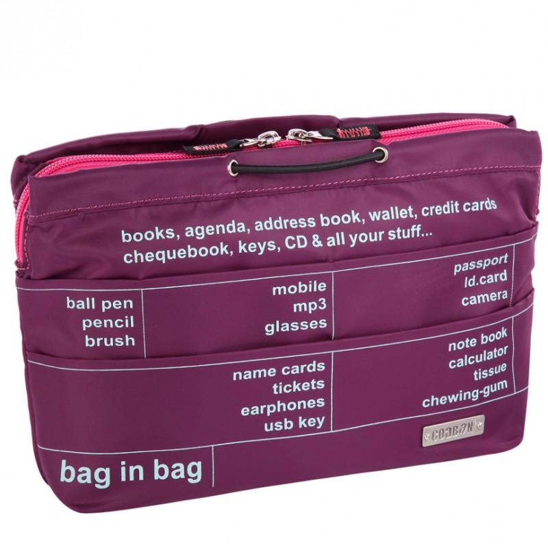 No Credit Check Credit Cards >> Zip Bag in Bag - Coaban